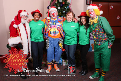 ConocoPhillips 2014 Holiday Party 12-2-14
