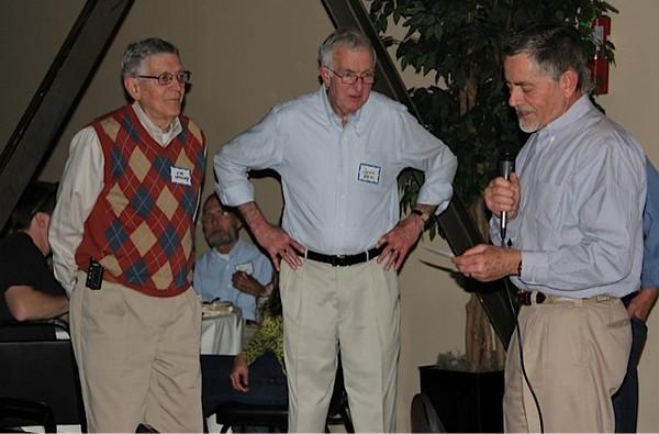 Jim Kennedy, John Behl, Joe Castagno