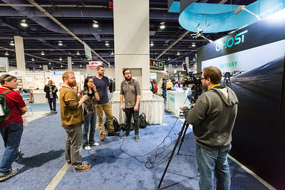 News/Media. Consumer Electronics Show (CES) 2015 - Las Vegas, NV, USA