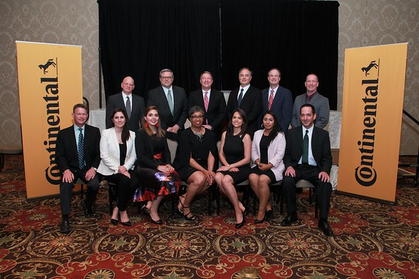 Conti Engineer Patent Awards Banquet 2018