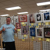 I displayed some photos in the Art Show this year, and sold four!