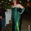 Helen makes a most awesome Poison Ivy.