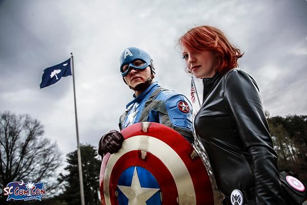 SC Comic Con - March 22nd, 2015