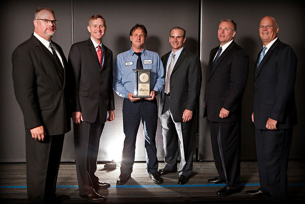 Winners and events at the 2010 ATA National Truck Driving Championships Awards Banquet held Saturday evening August 7, 2010 at the Greater Columbus Conventions Centers Battelle Hall photographed for Con-Way Freight.   (James D. DeCamp Photo • 614-462-8027)
