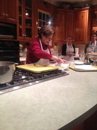 Cooking Class 2013