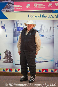 Rick Godin #746 - Lengendary Copper SKi Instructor & fellow photographer.