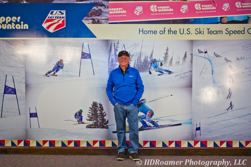 Joe Decker - A great friend and longtime industry rep for; Skins, Giegerrig, Karbon and formerly Tecnica, Volkl, Carrera