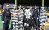 Officer Steve Pasquarelli, Frank Rodrigeuz, Sean J, Piasecki, Officer Mike Palmerino, Easter Bunny, Gabe Lopez, Officer Ed Ortiz, Christopher Pikul