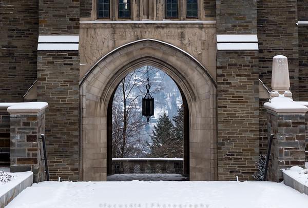 Cornell Winter 2017