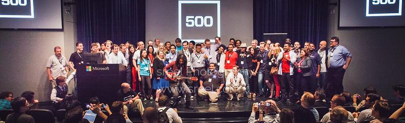500.co Demo Day - Batch 9