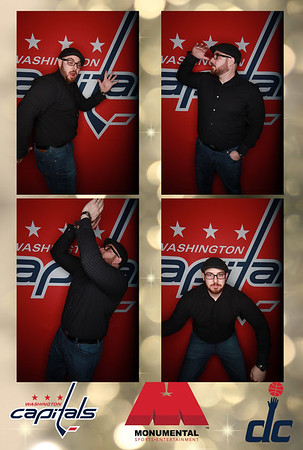Caps Wizards Holiday Party