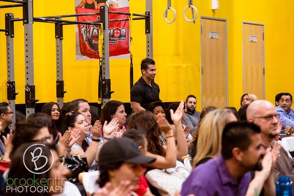 Warrior Seminar 2015