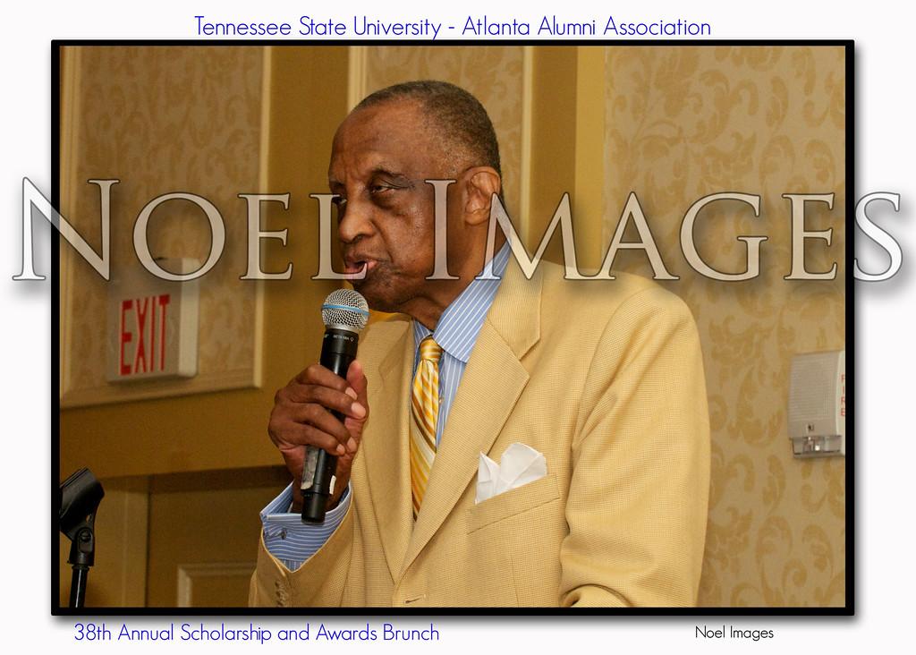 Dick Barnett, TSU Alum/Guest Speaker