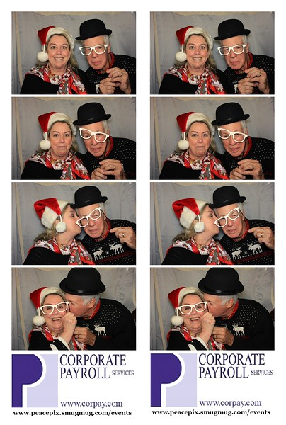 Corporate Payroll Christmas Party
