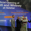 Pratt & Whitney @ Seletar Opening by Minister Lim Hng Kiang, US Ambassador to Singapore The Honorable Kirk Wagar and P&W President Paul Adams
