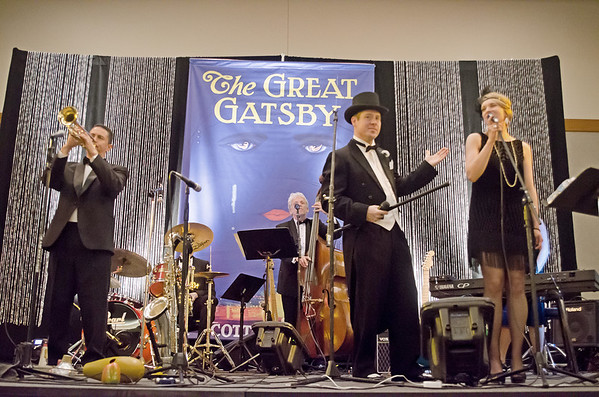Great Gatsby Swings Holiday 2012