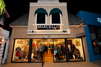 Marcello Sport ReOpening