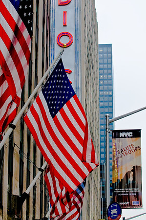 "Microsoft and the USO teamed up to present ""Salute to Our Troops"" Nov. 6-9 in New York City."