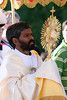 Corpus Christi Eucharistic Procession : Procession by St Mary of the Mills Catholic Church and the Knights of Columbus in Laurel, Maryland on the Feast of Corpus Christi 2008.