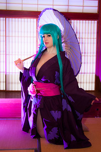 Ichigei Cosplay | Morrigan Aensland