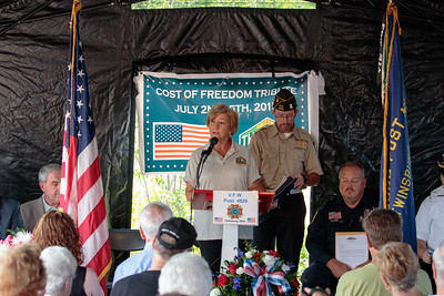 Cost of Freedom - Twinsburg, Ohio