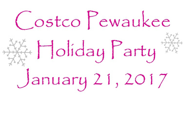 Costco 2017 Holiday Party