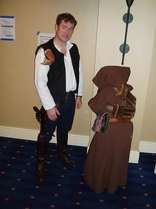 Han with a Jawa