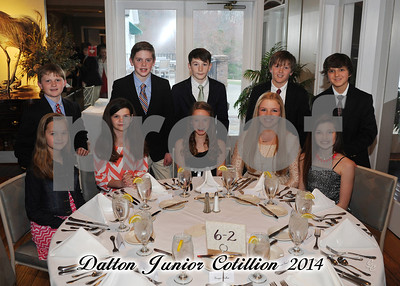 2014 - Dalton Junior Cotillion