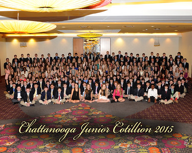 Chattanooga Cotillion 7th grade 2015 - 1-30-15