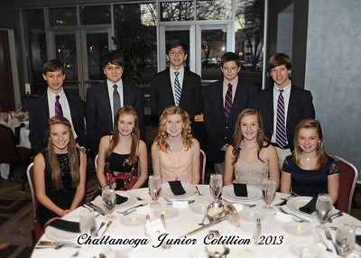 2013 - Chattanooga Junior Cotillion