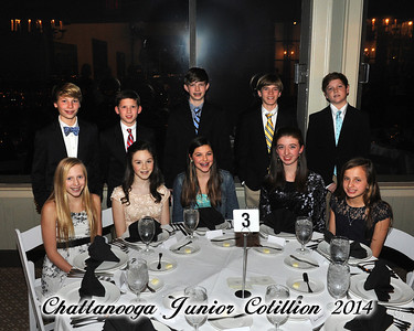2014 - Chattanooga Junior Cotillion