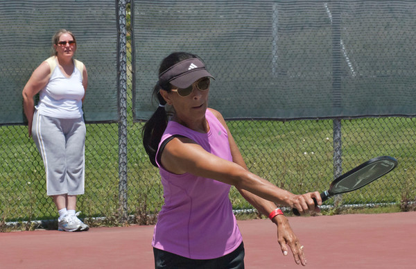 2012 Pickleball Doubles - Wine Country Senior Games