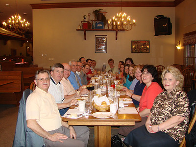 PABC group @ the Farmstead Restaurant at Sugarcreek, OH