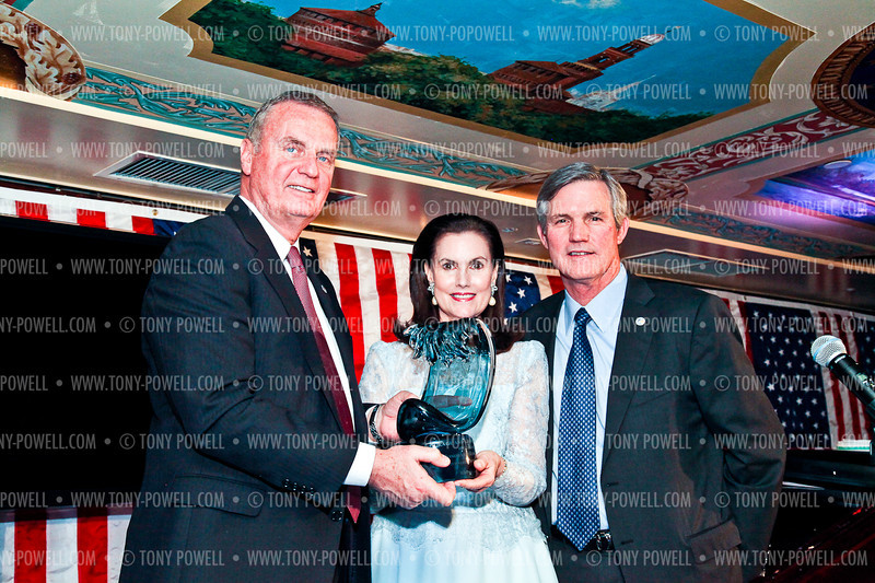 Photo © Tony Powell. Courage and Compassion Award Dinner. Cafe Milano. March 1, 2012