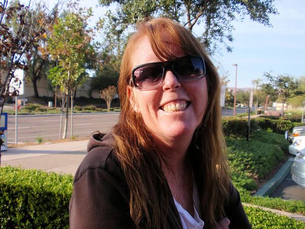 Cousin Christie's 2009 Visit