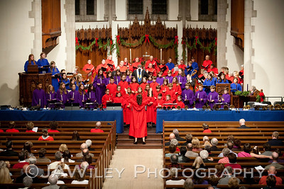 Covenant Lessons & Carols 2011