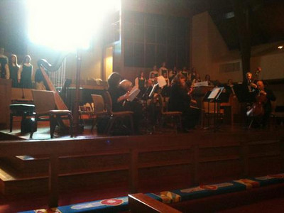Robert Hobby Concert