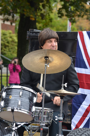 """""""Ticket to Ride"""", a Beatles Tribute Band."""