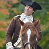 Actor portrayal of Capt. Nathan Hale.