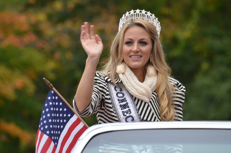 Marie-Lynn Piscitelli, Miss Connecticut USA.