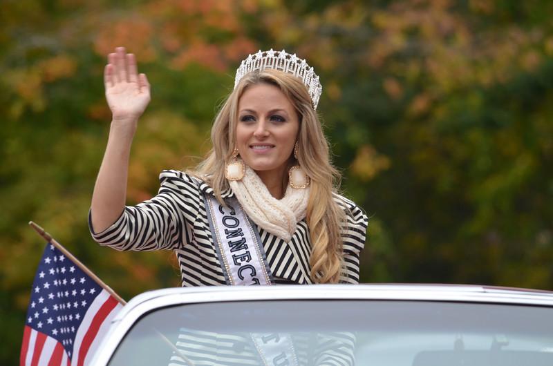 Marie-Lynn Piscitelli, Miss Connecticut USA.