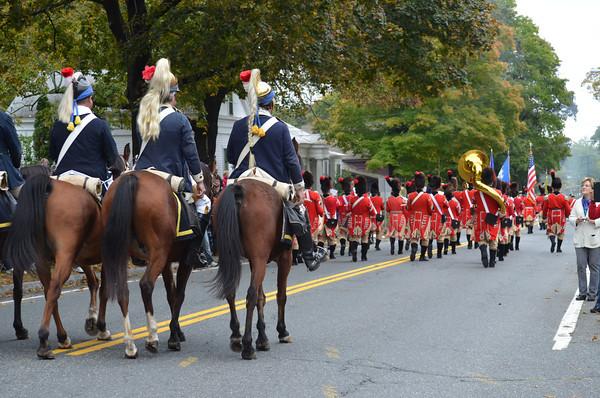 Second Continental Light Dragoons