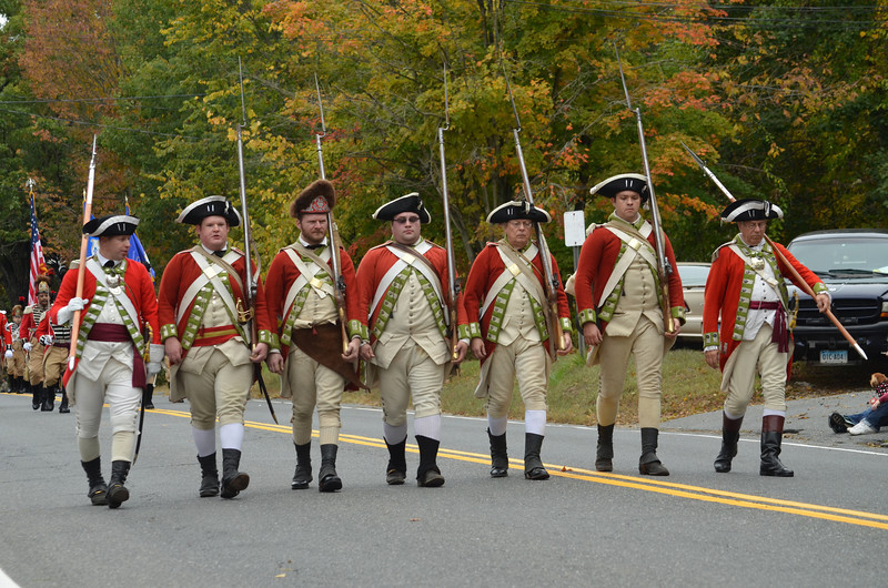 54th Regiment of Foot, 1777.