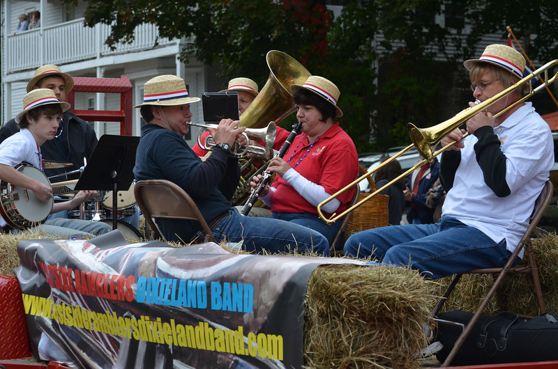 Eastside Ramblers Dixieland Band