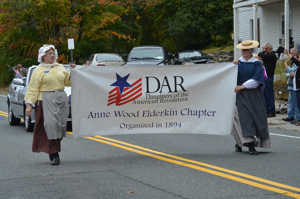 Daughters of the American Revolution.