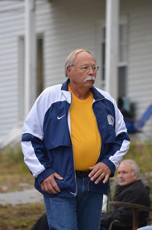 Carl Schaefer, parade committee volunteer.