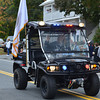 Coventry Police Gator vehicle driven by Ellen Jamaitus.