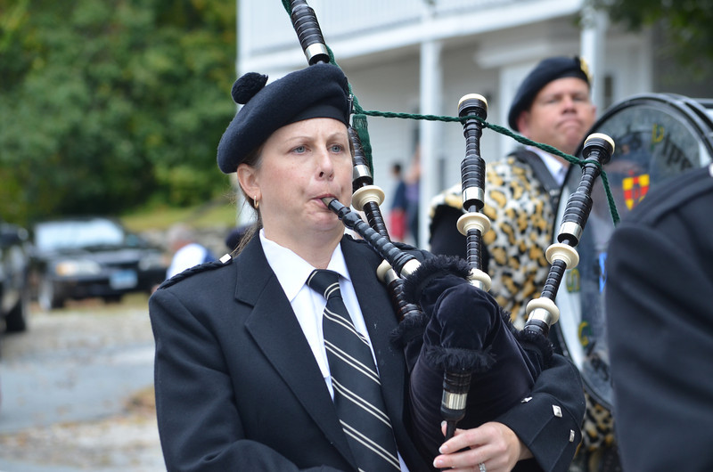 St. Patrick's Pipe Band
