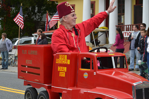 Sphinx Shriners False Alarmers