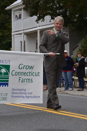 State Representative and parade committee member Tim Ackert.